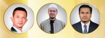 Penyampai Seminar Emas, Anda & Islam
