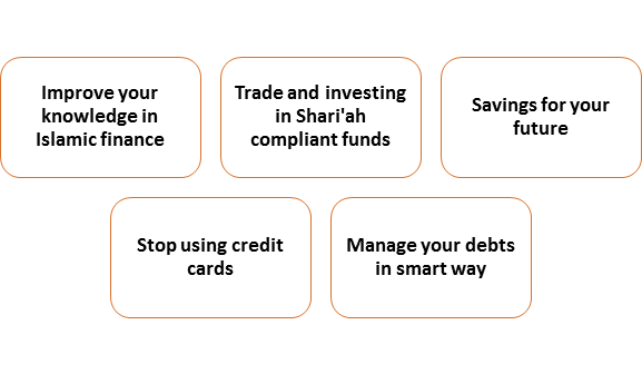 5 Ways to Excellent in Islamic Finance
