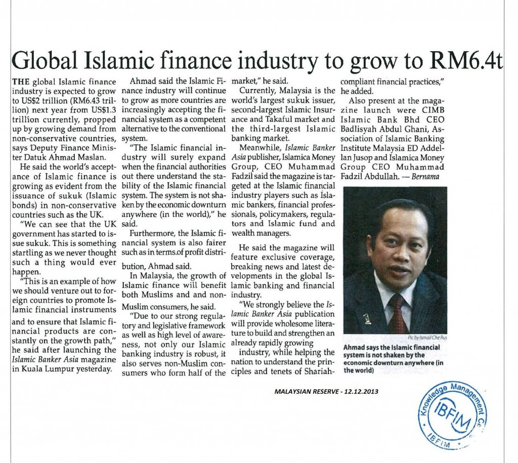 Global Islamic Finance