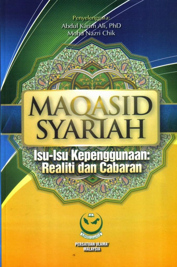 Maqasid Syariah, Isu-Isu Kepenggunaan: Realiti dan Cabaran