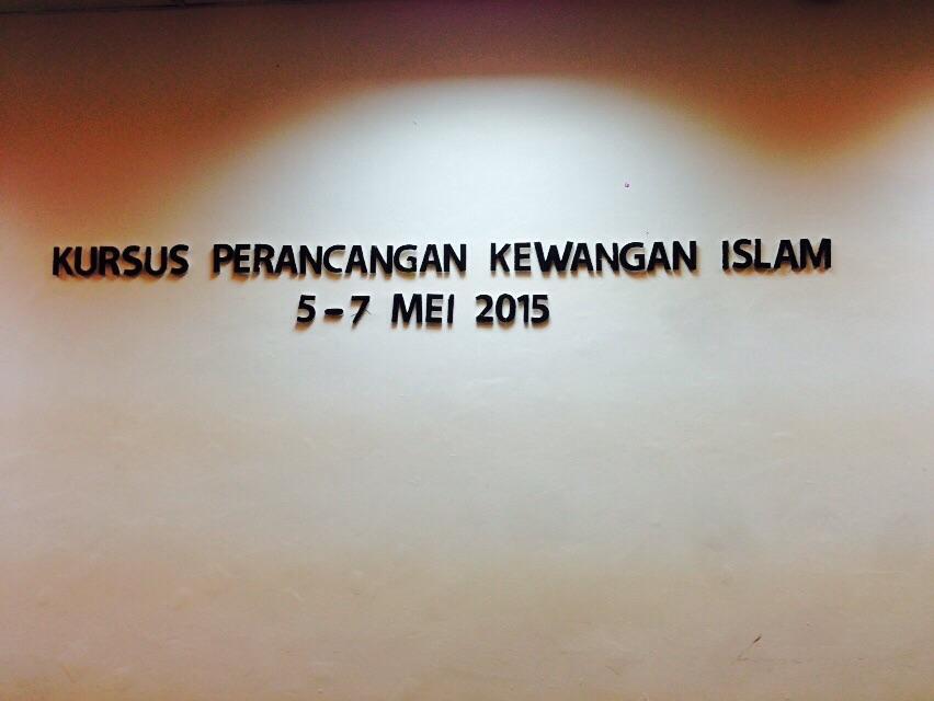 Kursus Perancangan Kewangan Islam